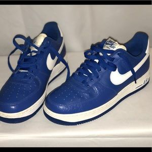 Rear pair of Air Force 1's. Like new, 1 of a kind